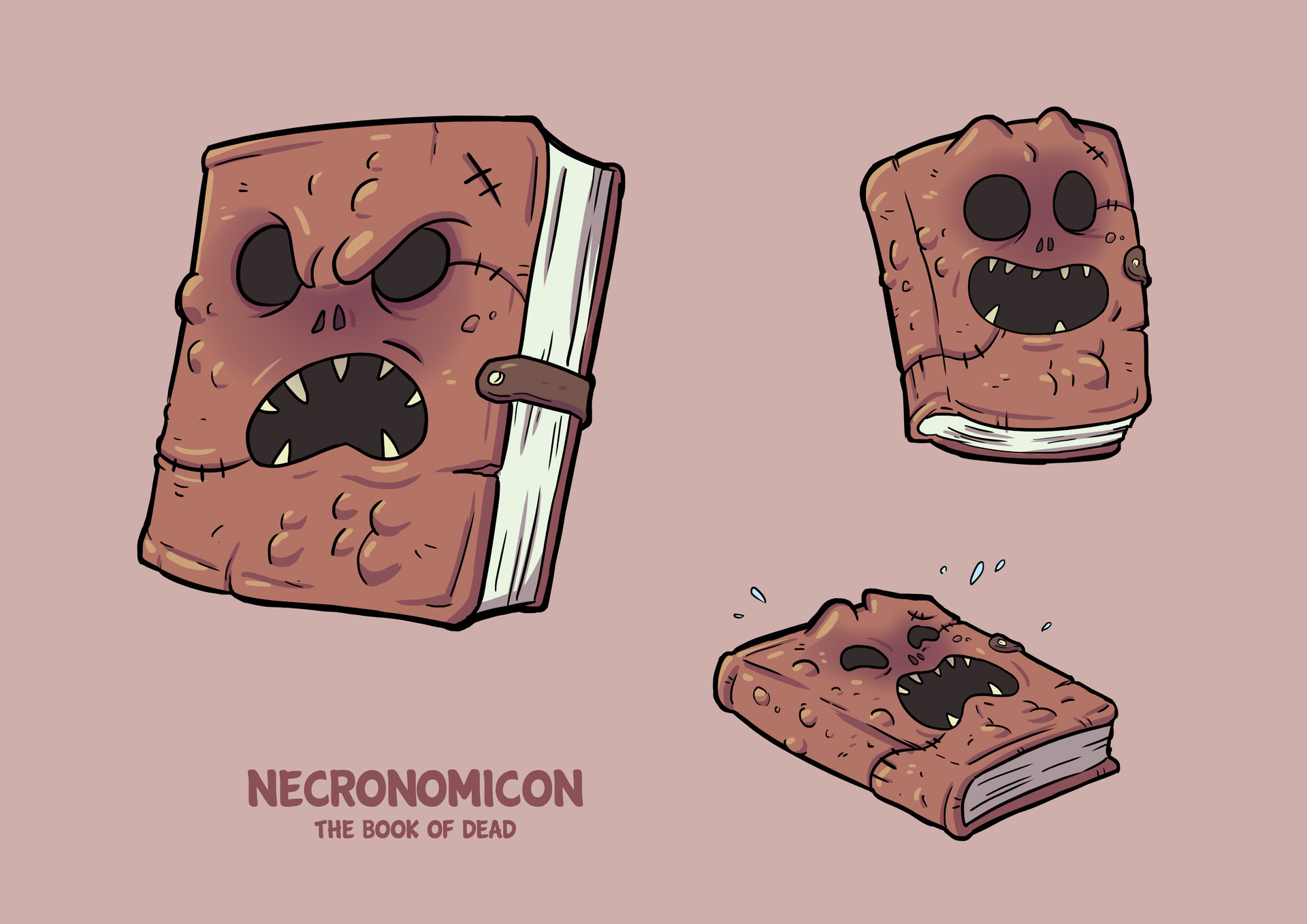 Necronomicon - The Book of Dead