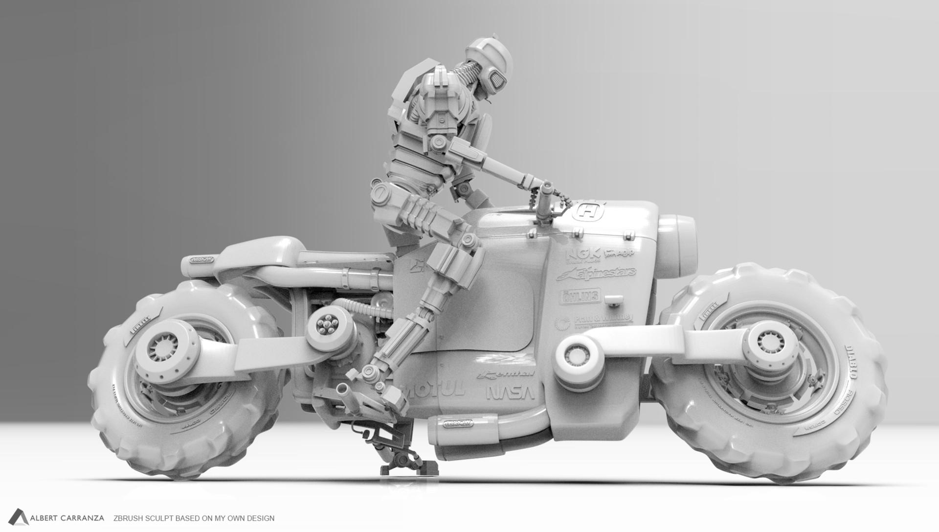 Albert carranza droneandbike3