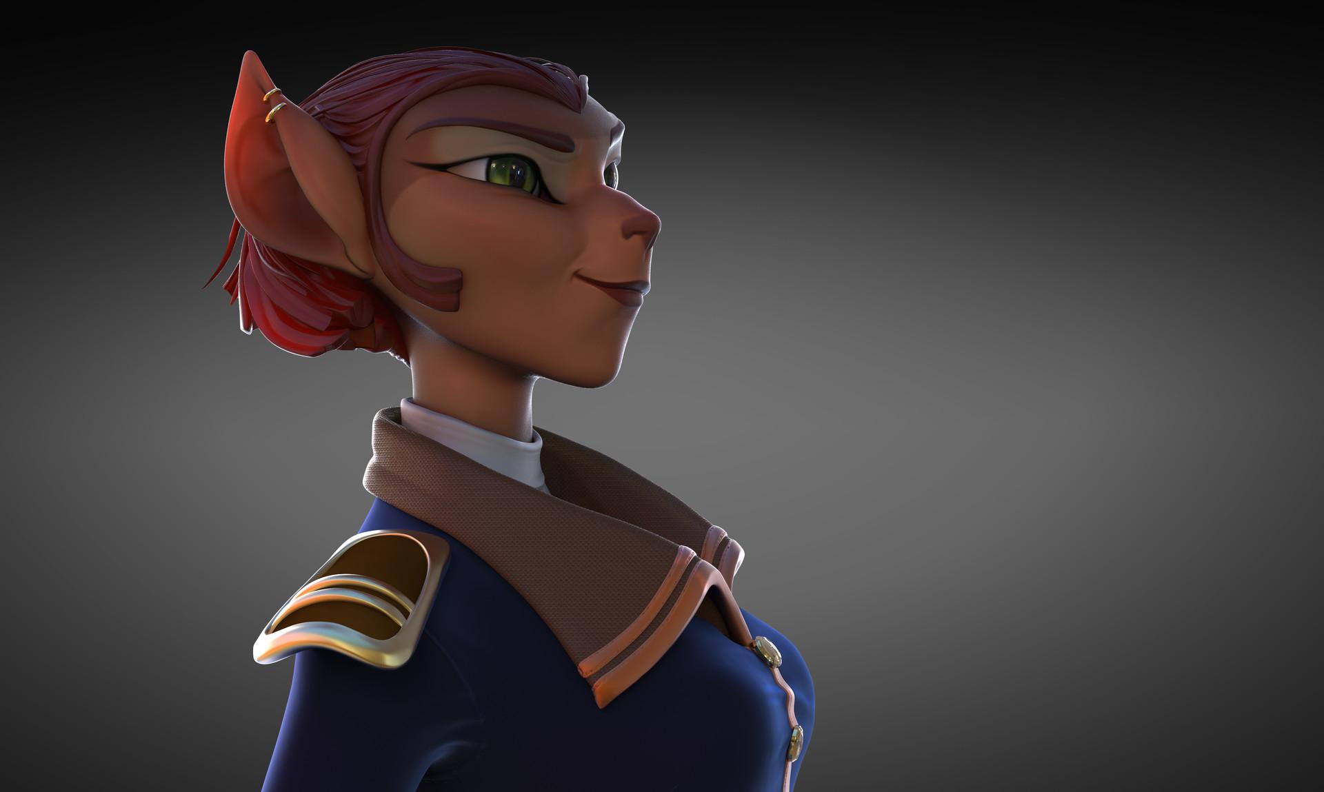 treasure planet captain amelia - HD1920×1149