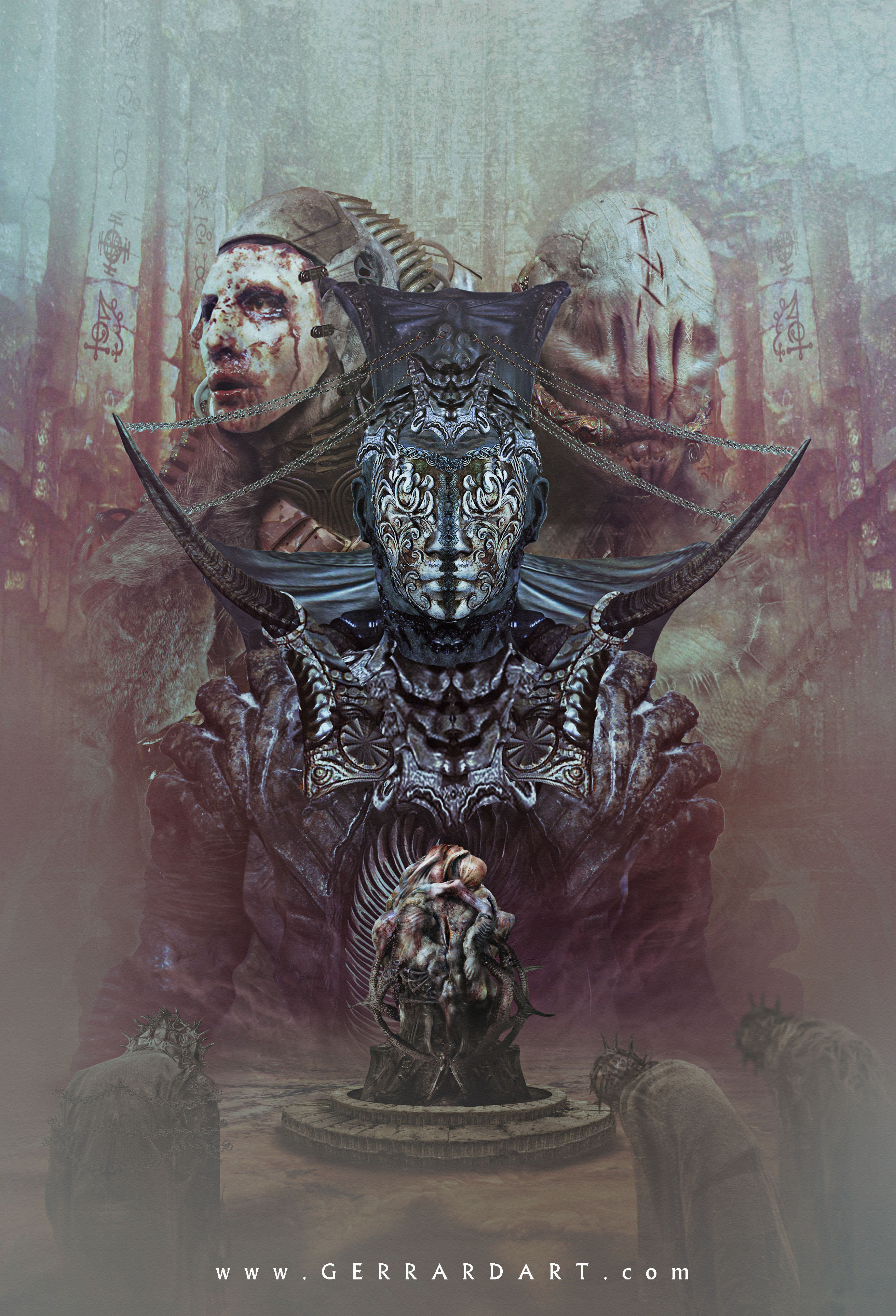 Cranial Alpha : Cover 01