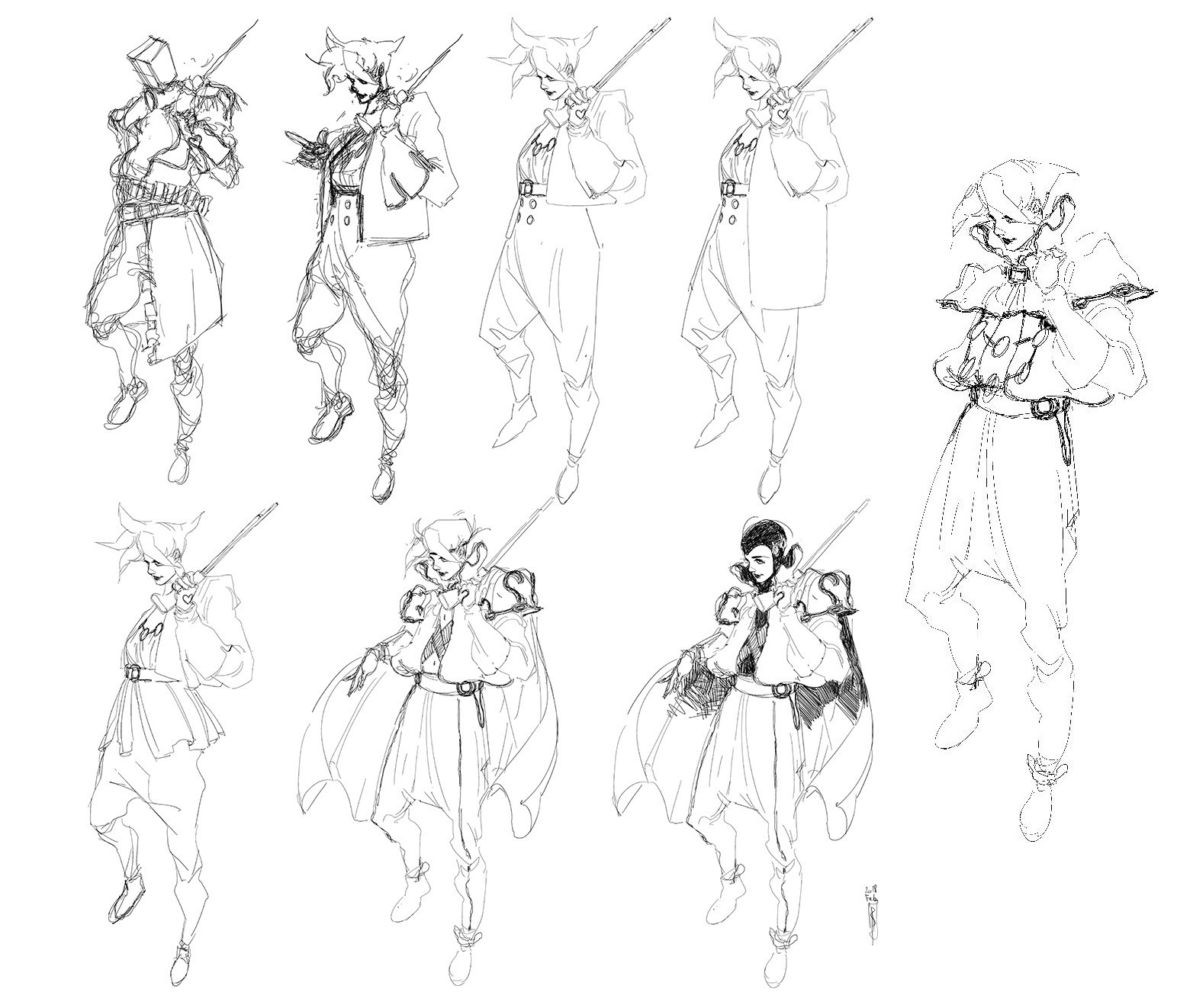 Boell oyino amoramort queen sketches