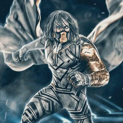 Nick tam masaolab blackpanther whitewolf v1