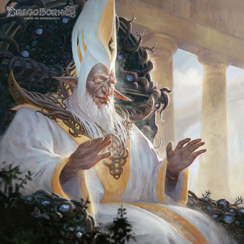 Serene Prelate - Dragoborne