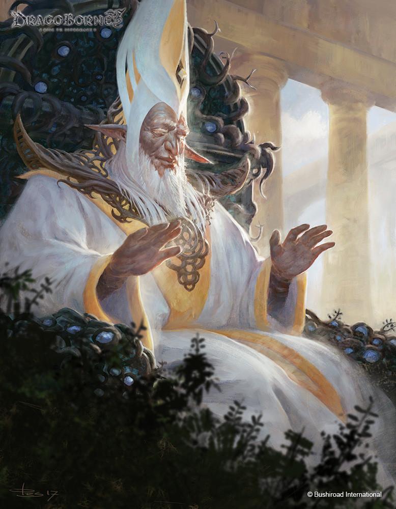 Orjan ruttenborg svendsen 3011 orjan svendsen serene prelate
