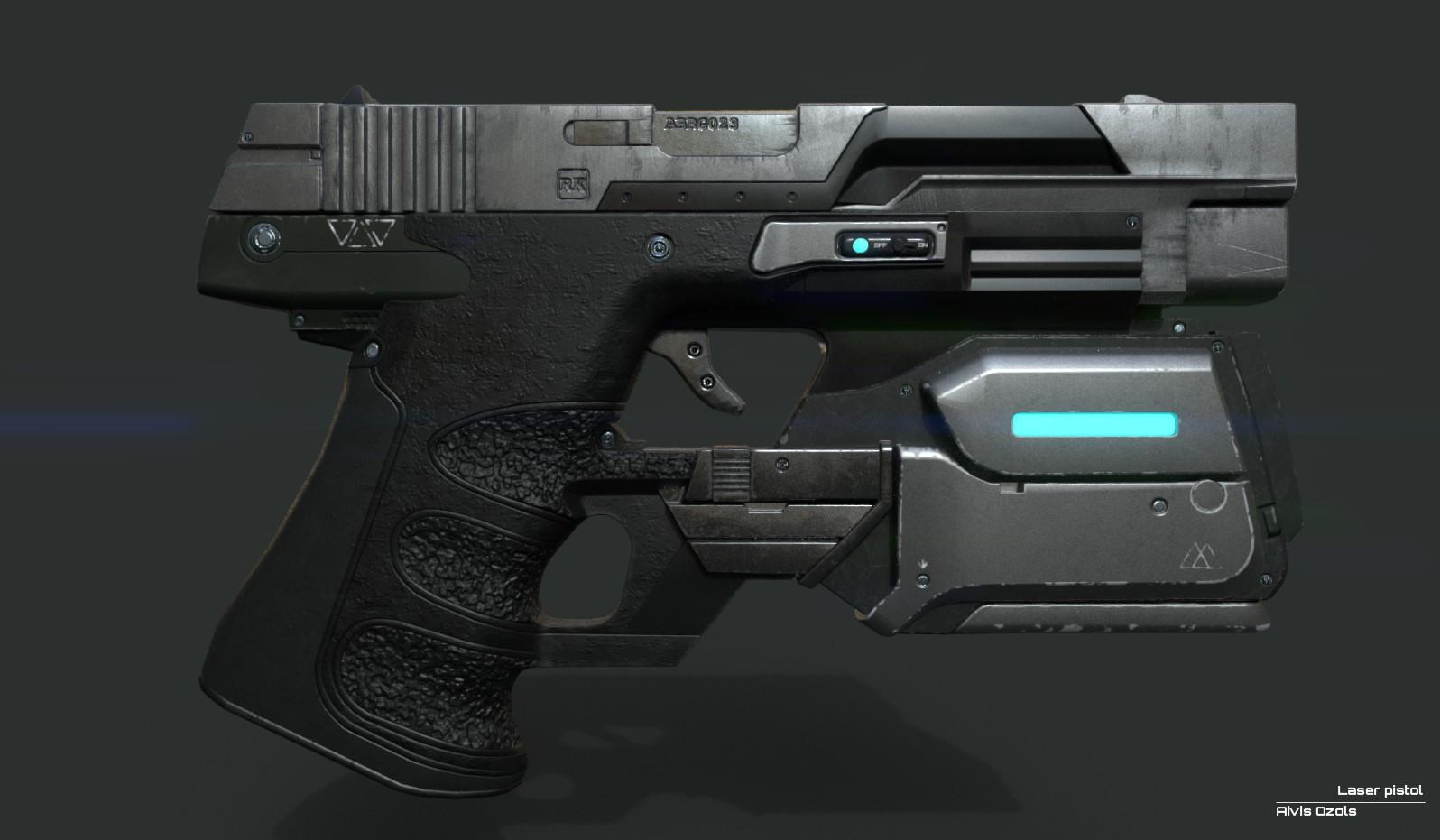 Aivis ozols pistol03