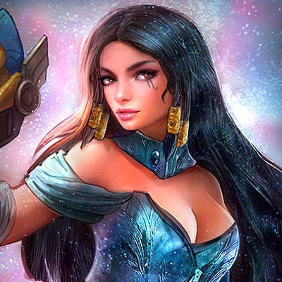 Pharah meets Disney ^^