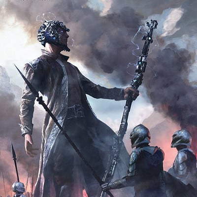 Sebastian horoszko 3072 sebastian horoszko kronus fist of the rune lord