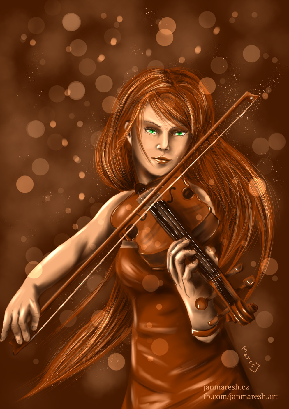 Jan Mares - Violin
