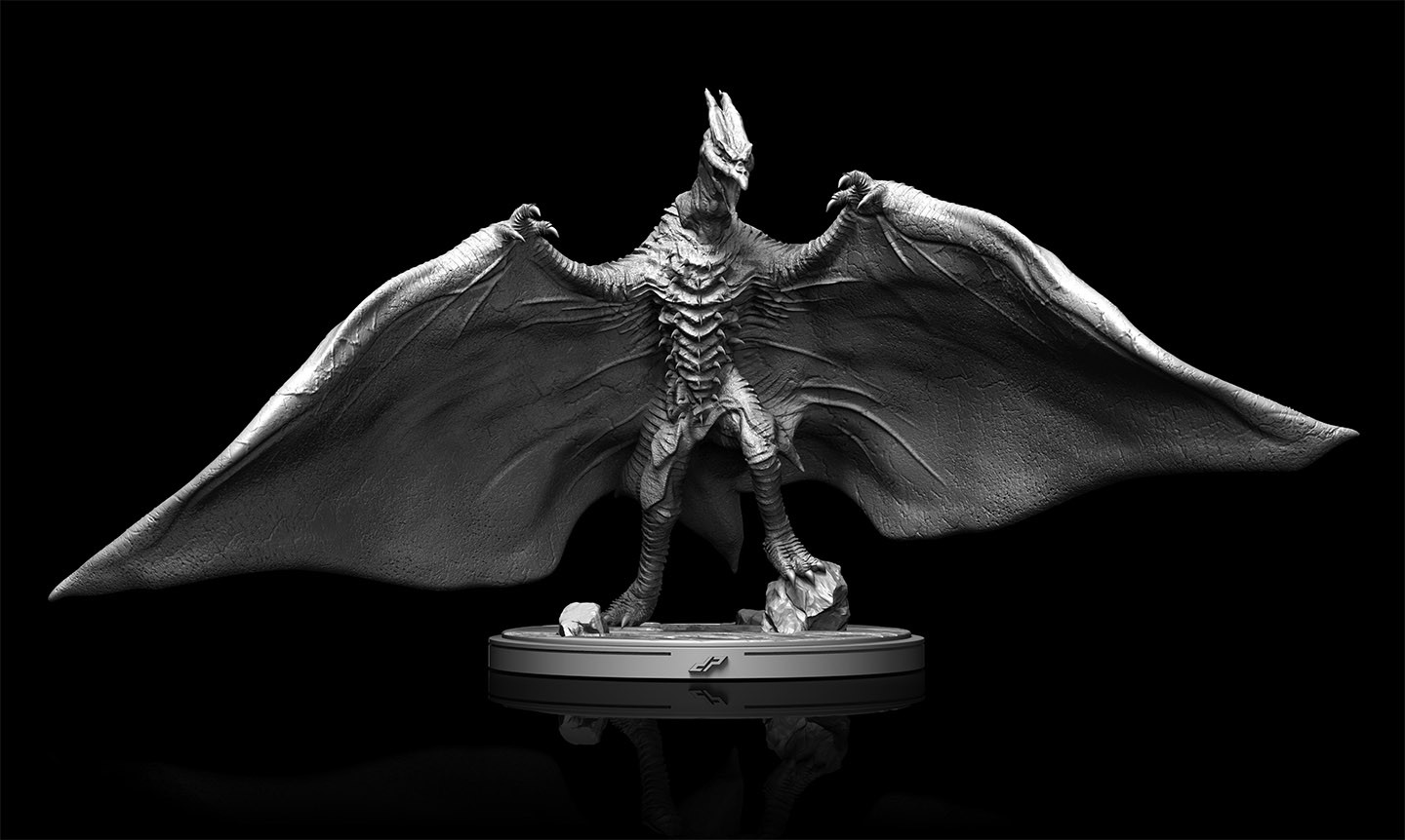 Dope pope rodan full stl by dp
