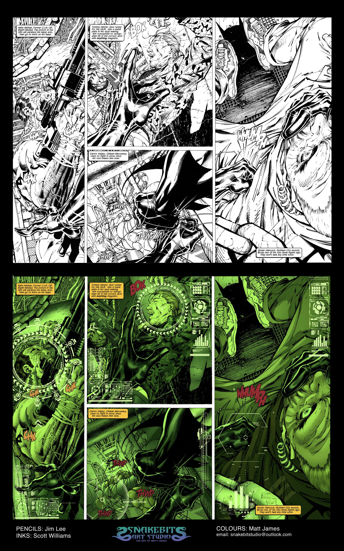 Matt james colour portfolio batman hush page 2 3