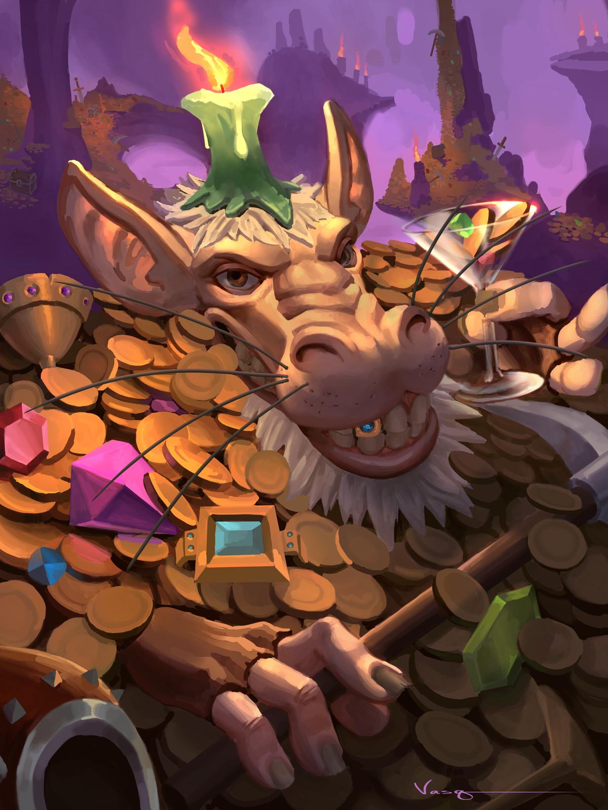 Greedy Kobold