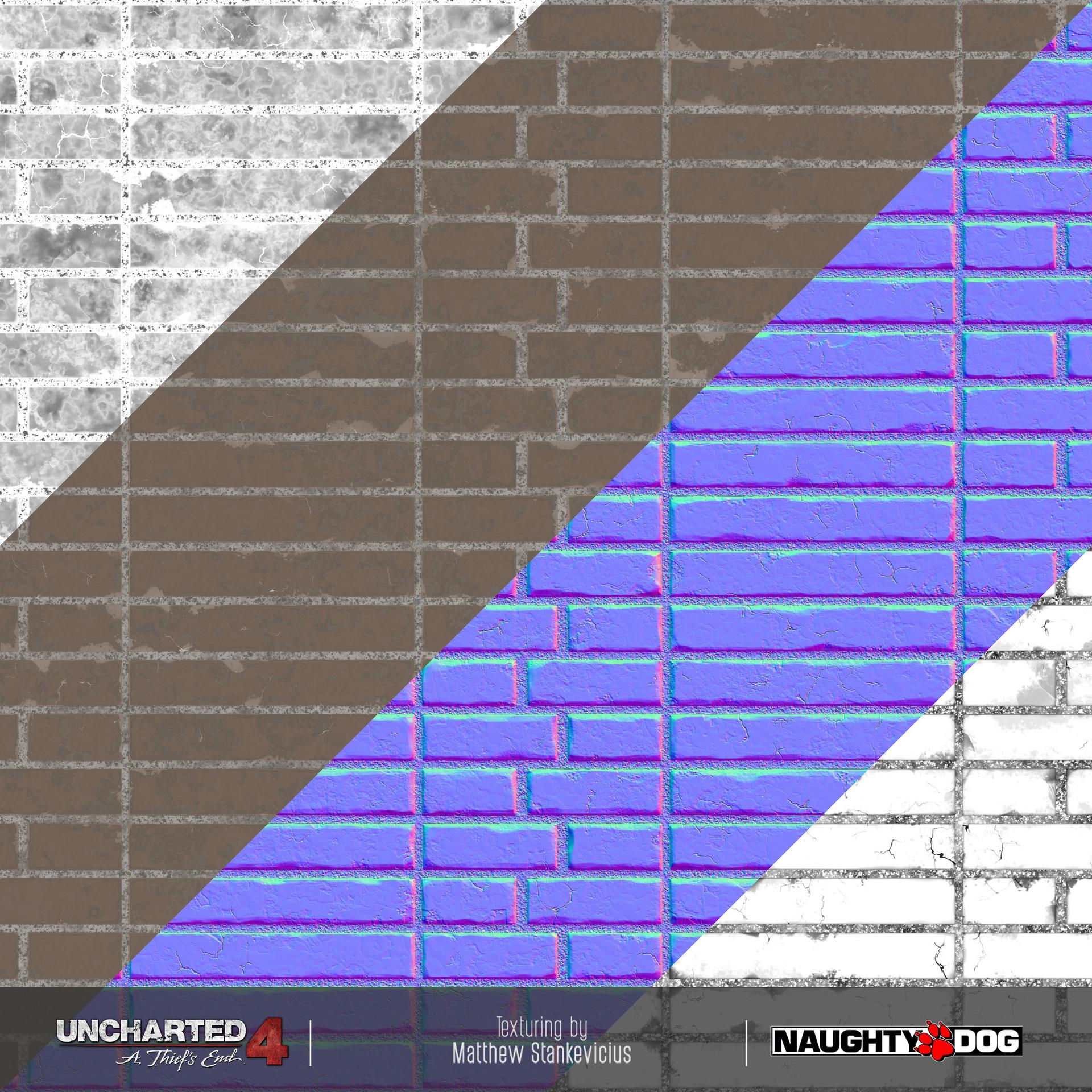 Matthew stankevicius brick pillar rdnh