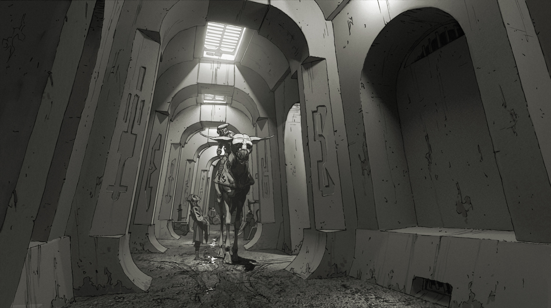 Rodolfo damaggio reversehound art