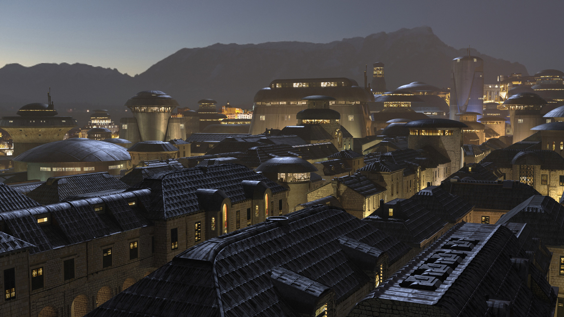 Rodolfo damaggio rooftops art