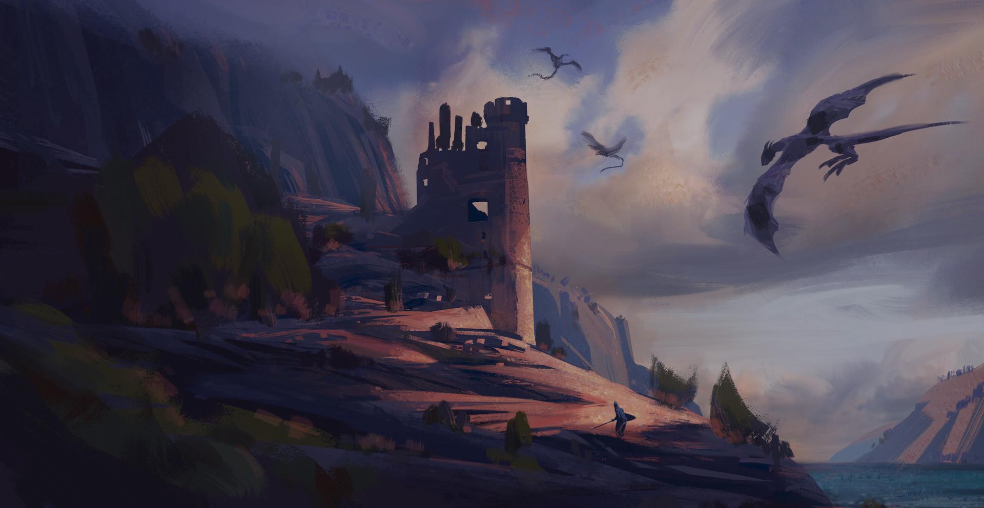 Pace porter zasada castle7