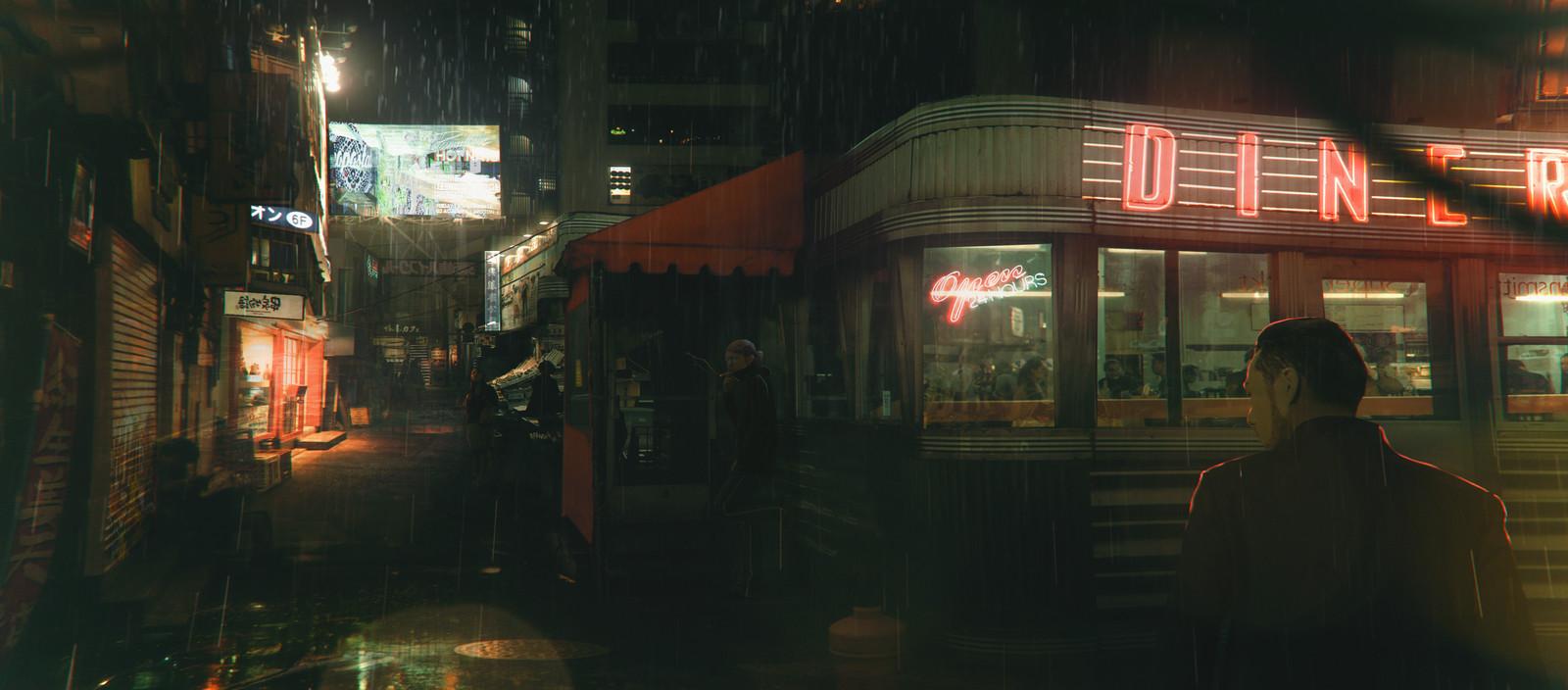 Neon Rain 2
