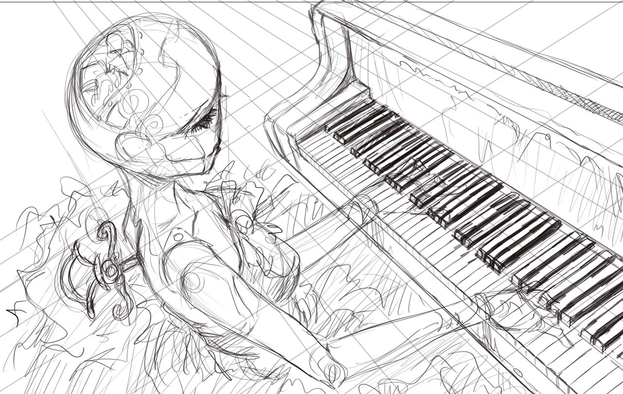 Axelle bouet automate piano