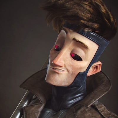 Victor hugo queiroz gambit1k