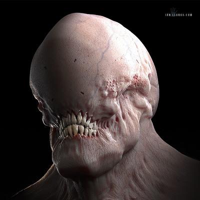 Ian llanas boneheadskin