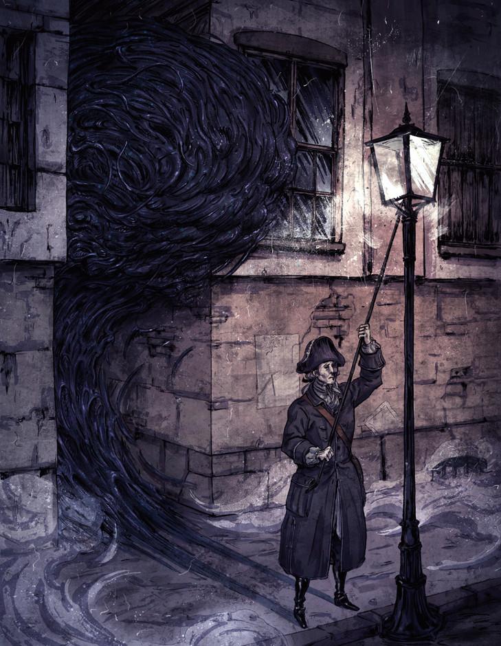 Olli hihnala lamplighter olli hihnala