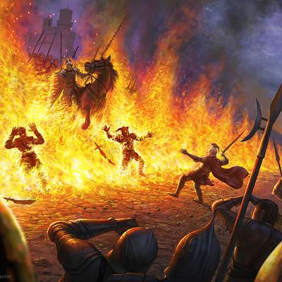 Martin de diego fire wall by almanegra dayixbt