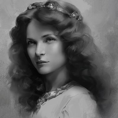 Aimee lynette vintage portrait 2jpg small