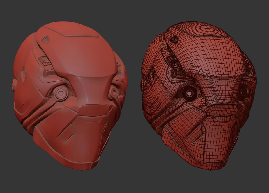 Helmet Wire