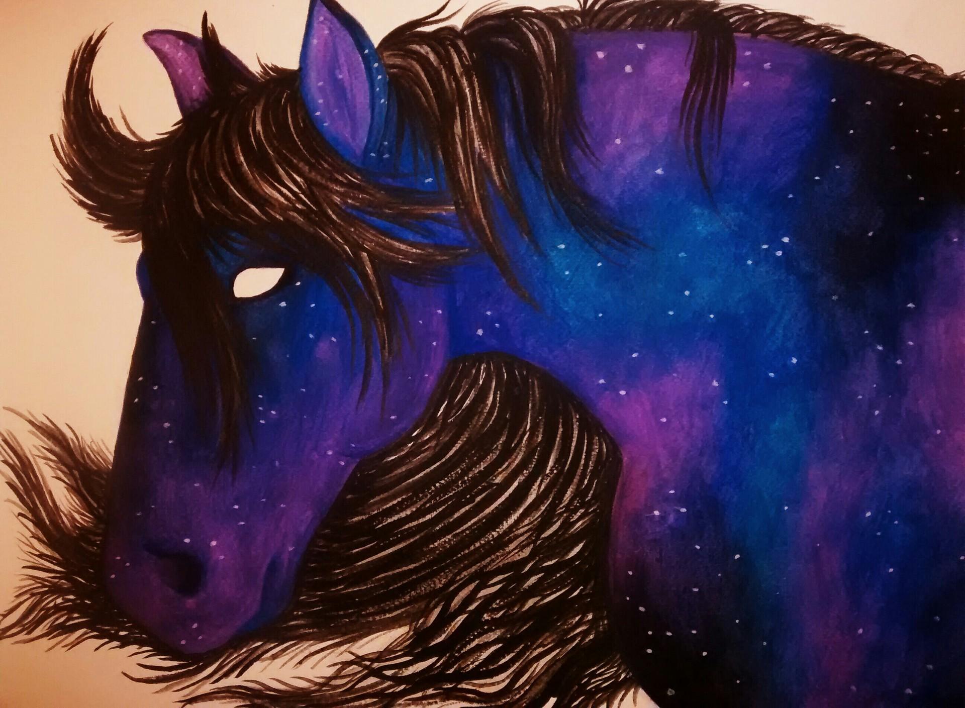 Jodie Cunningham Galaxy Horse