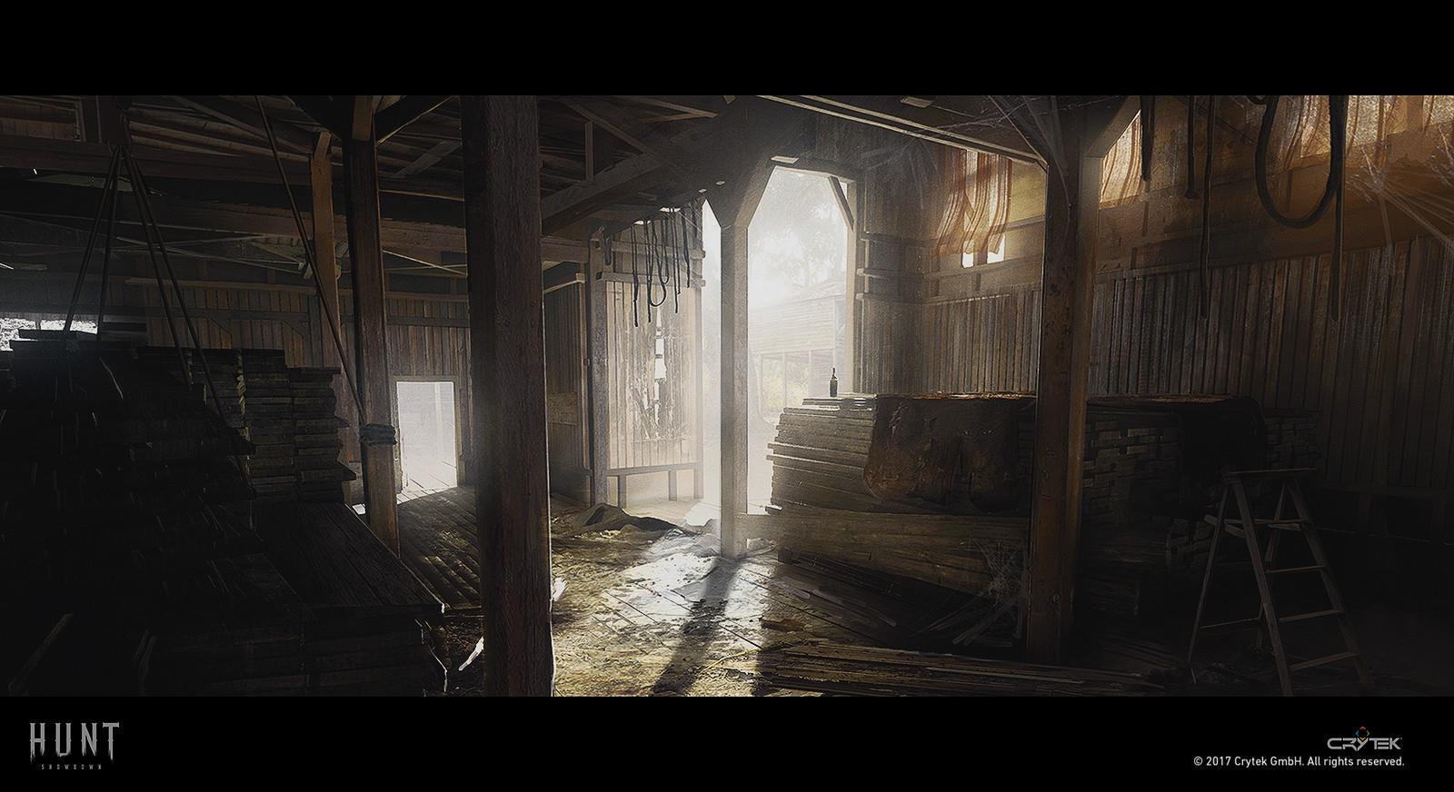 Lars sowig lumbermill storage