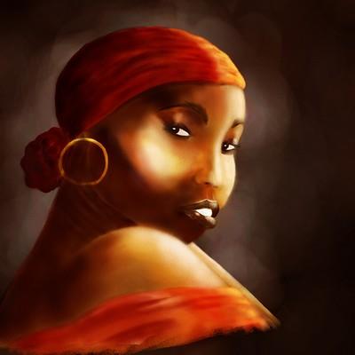 Patrycja przelucka african queen
