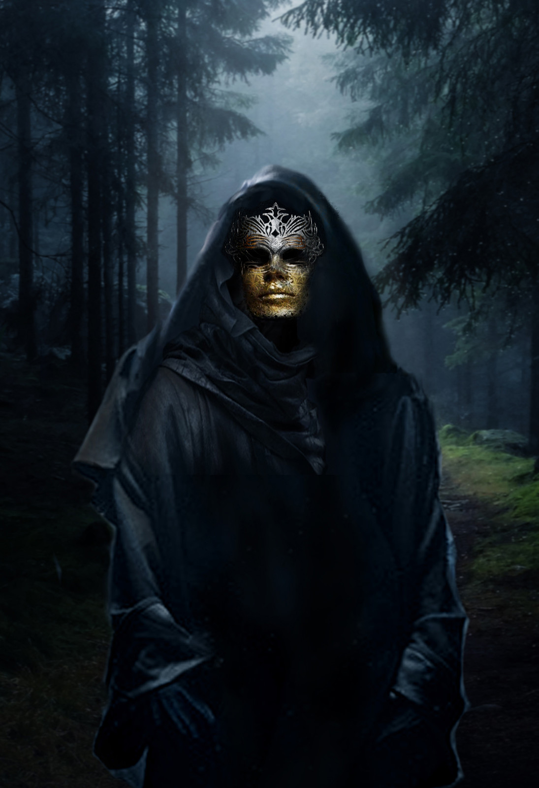 The Dark One Character Concept  / Once Upon  a Time Season 5