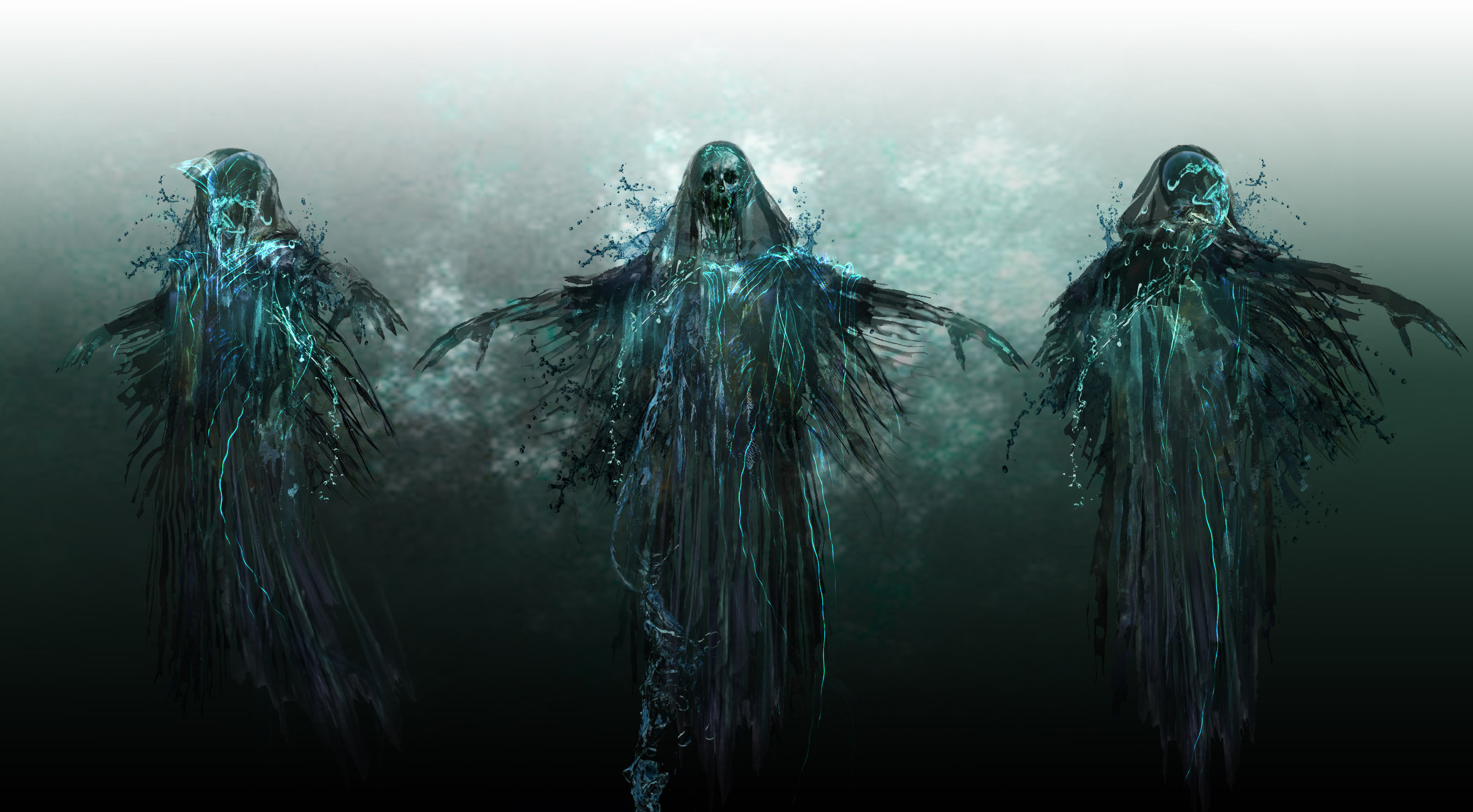 Lost Water Souls Concept  / Once Upon  a Time Season 5