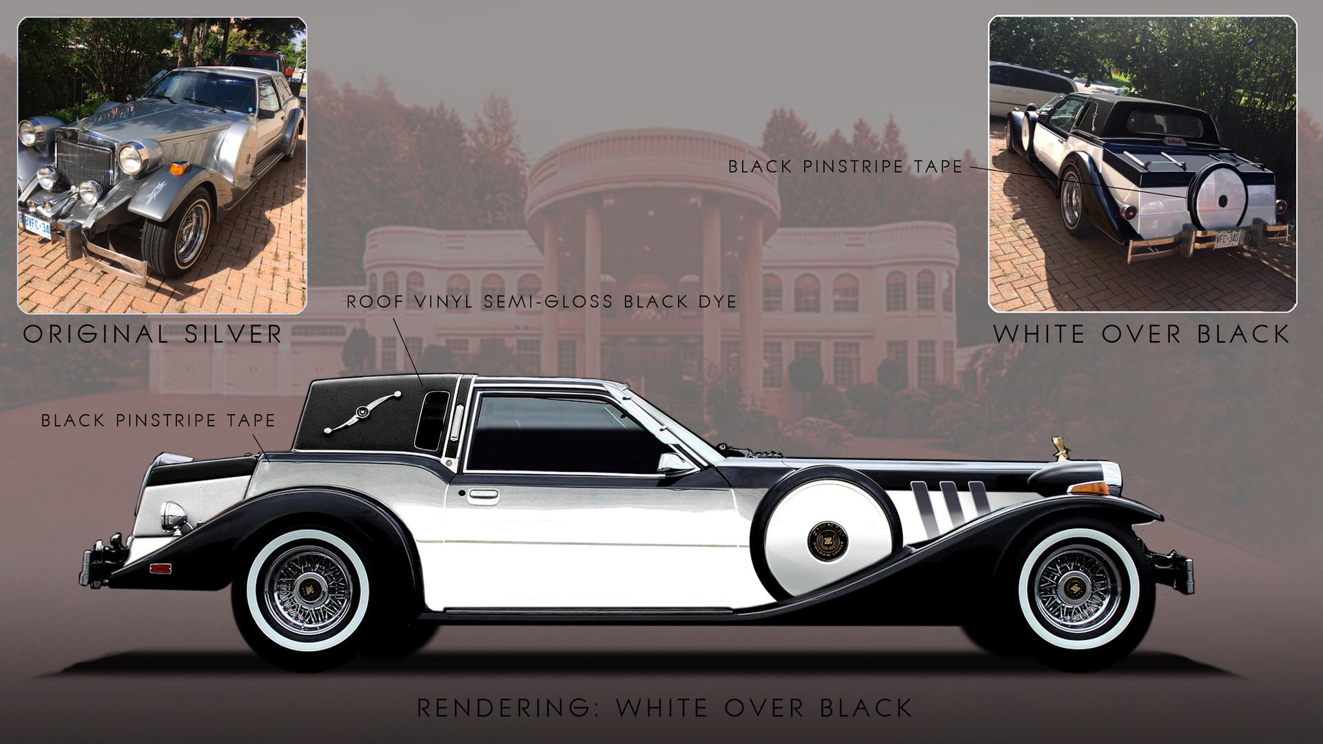 Cruella's Car Concept - Once Upon a Time Season 4