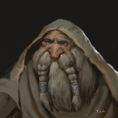 Yangyi liu dwarf