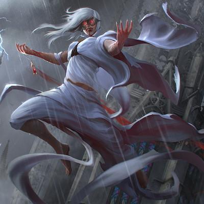 Alex heath blood witch mtg