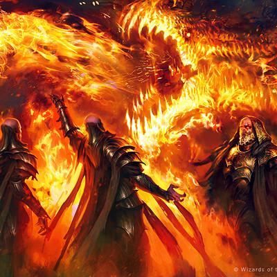 Mathias kollros stoke the flames promo