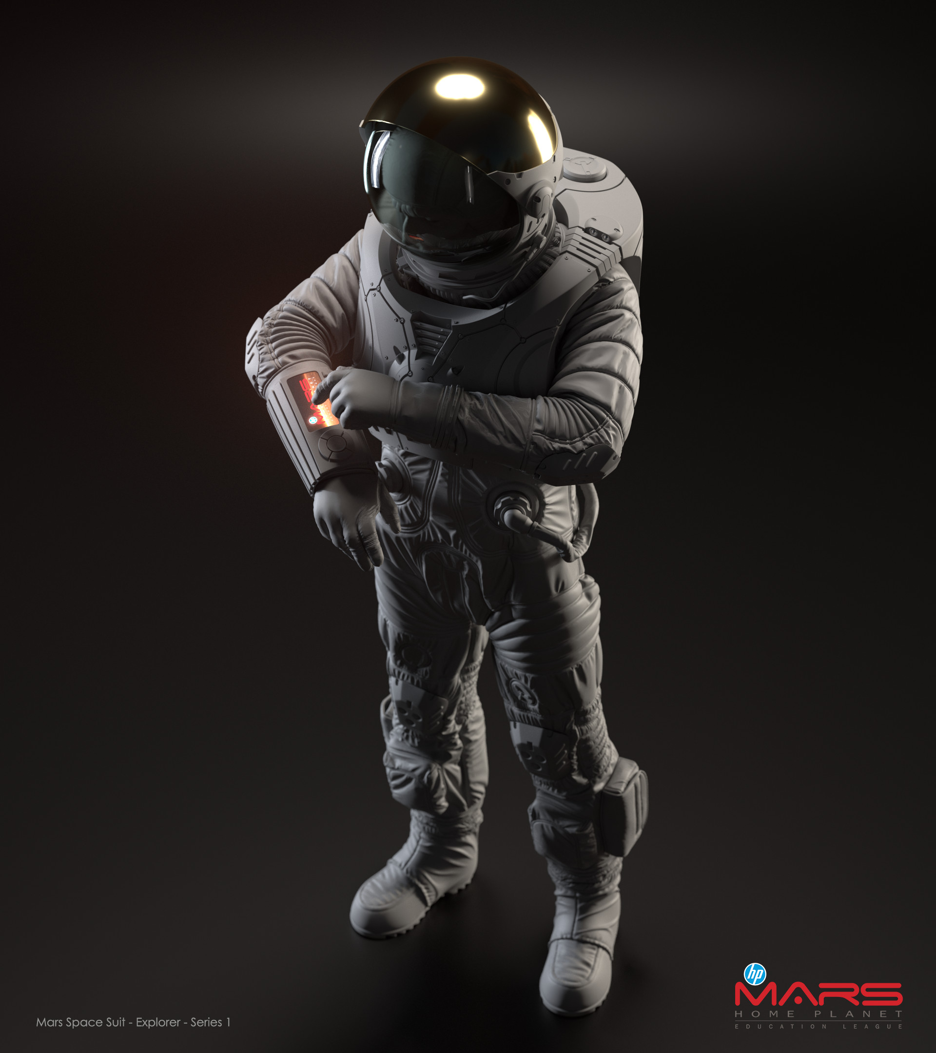Jesus bibian jr spacesuit explorerseries 02