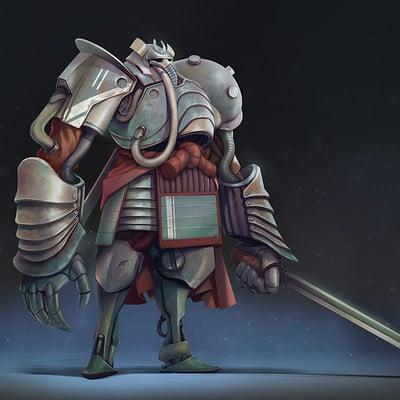 David alvarez samurai golem