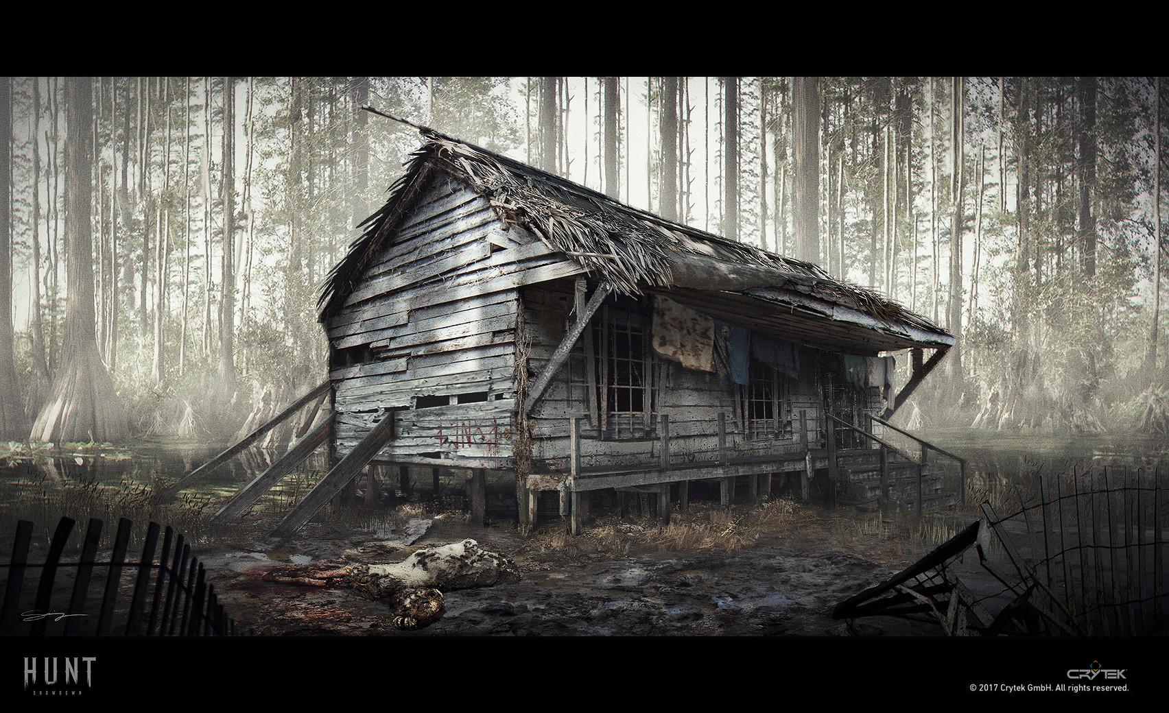Lars sowig hut concept