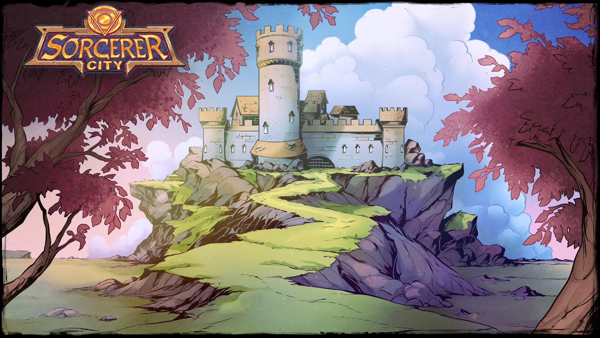 Damien mammoliti sorcerercity castlepromo2
