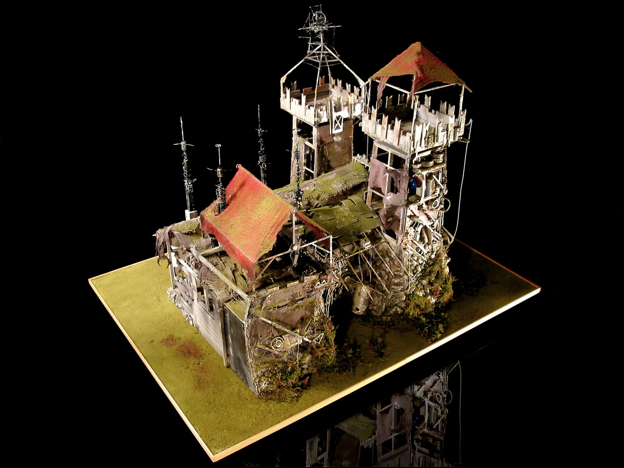 Another actual Architectural Scale Model - Neverwas