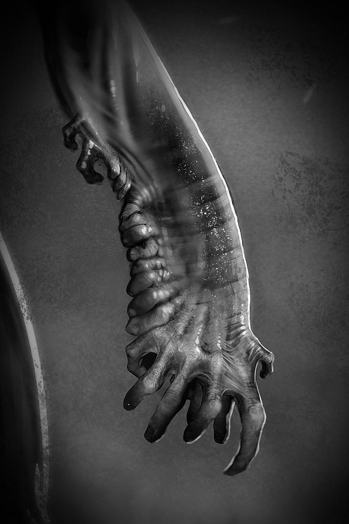Adam milicevic doa creature hand