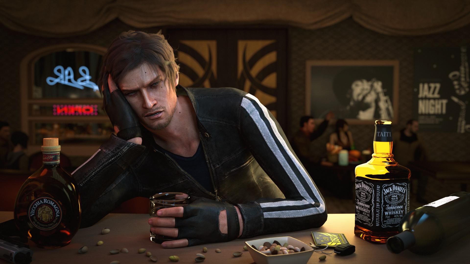 - Drinking Artstation Heavy - Artstation