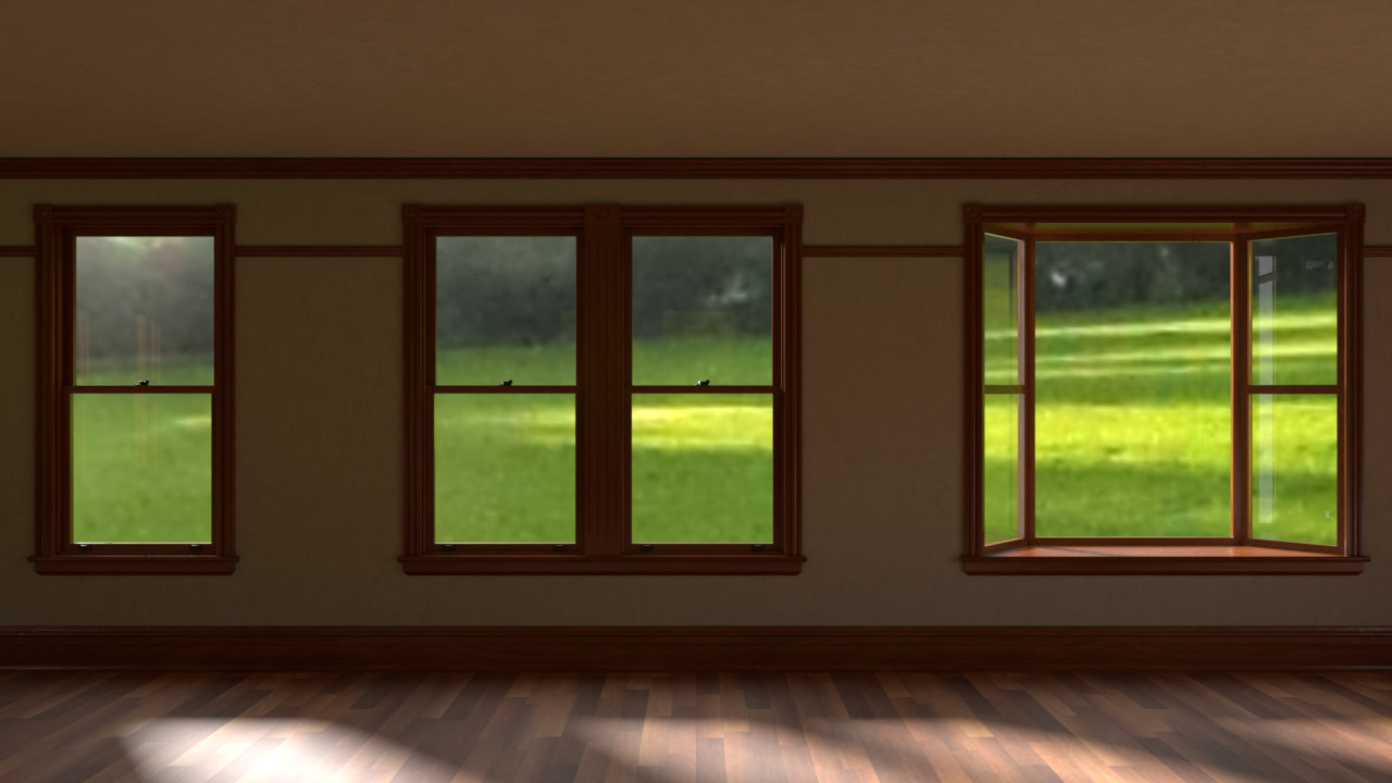 Antique Window Assets