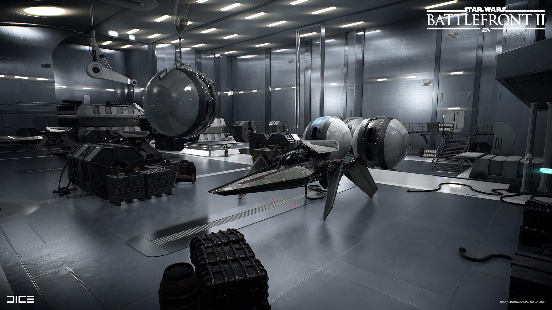 Michael Anderson Star Wars Battlefront Ii