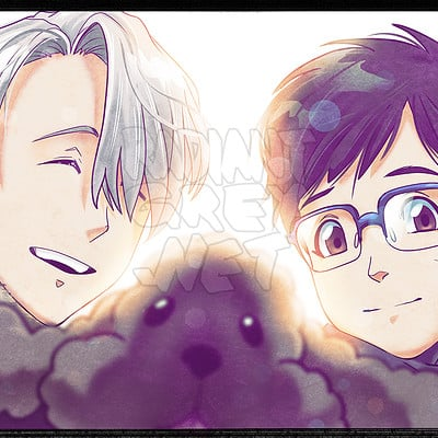 Nick minor an yuri on ice copy