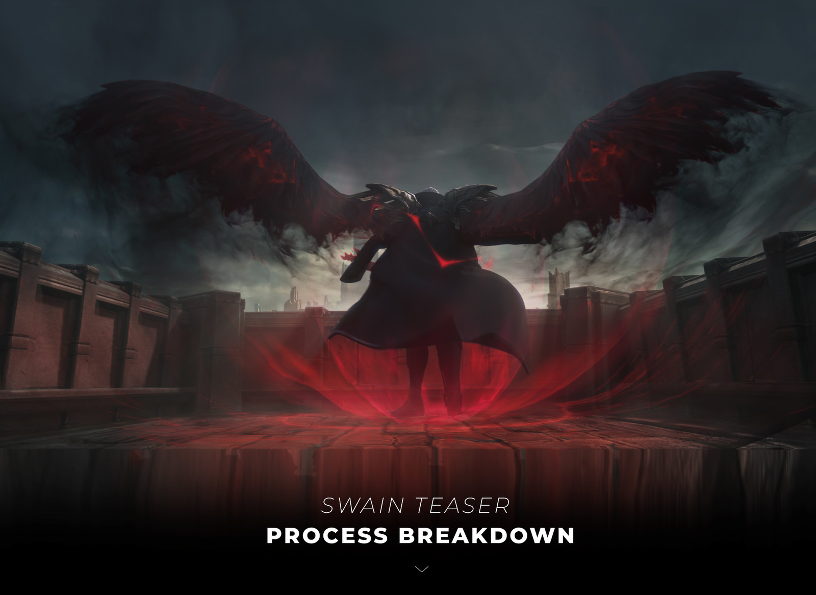 Swain deserved some kind of teaser video for his VGU relaunch. 