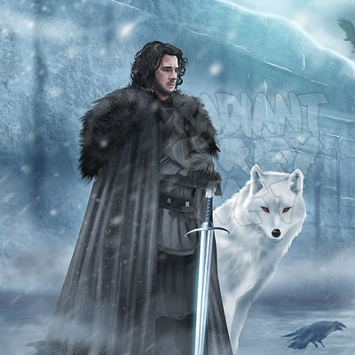Nick minor t got jon snow copy