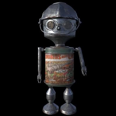 Daniela bringas robot 04