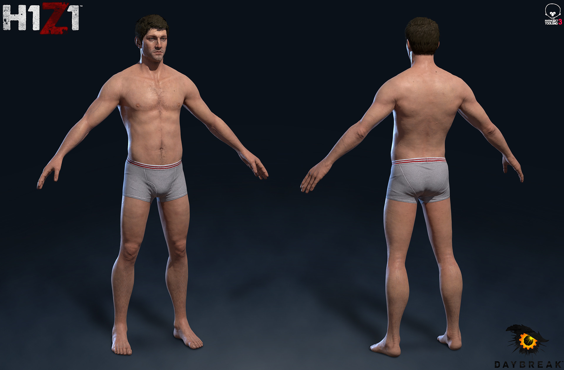 Satoshi arakawa male nude